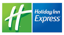 Holiday Inn Express Logo Scroll