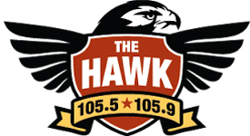 KTHK HAWK Logo Scroll