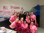 Timberline Pink Out